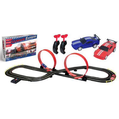 Artin Ultimate Express Slot Car Racing Set