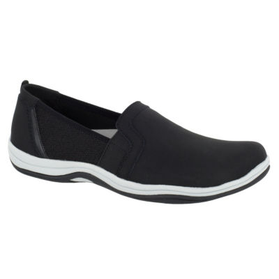 Easy Street Womens Mollie Slip-on Round Toe Shoes