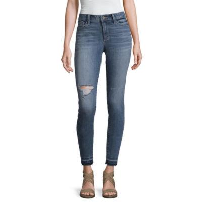 a.n.a Skinny Fit Jean-Petite