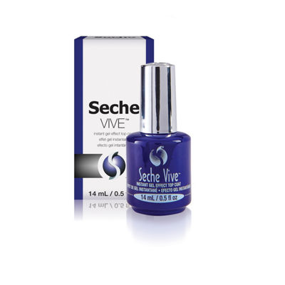 Seche Vive Top Coat Nail Polish - .5 oz.