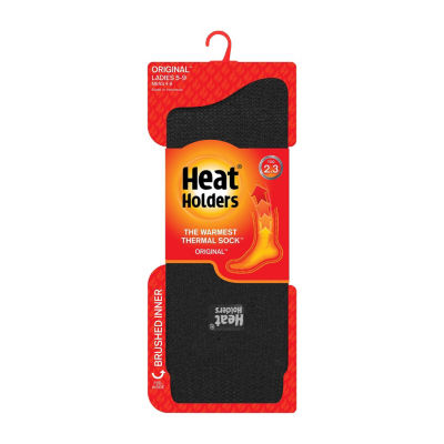 Heat Holders  1 Pair Crew Socks - Womens