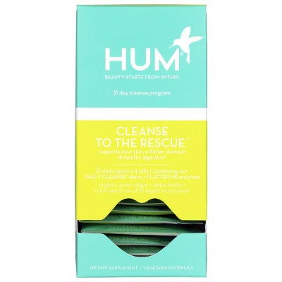 Hum Nutrition Cleanse To The Rescue™ 21 Day Cleanse