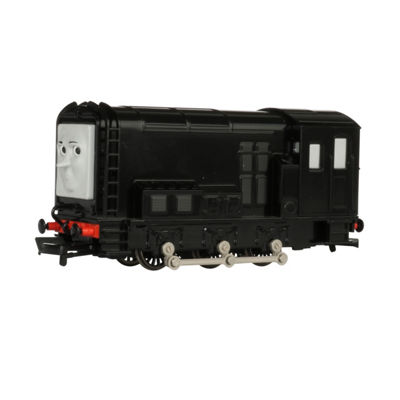 Bachmann Trains Grumpy Diesel Locomotive With Moving Eyes - Ho Scale