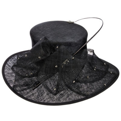 Scala Big Brim Derby Hat