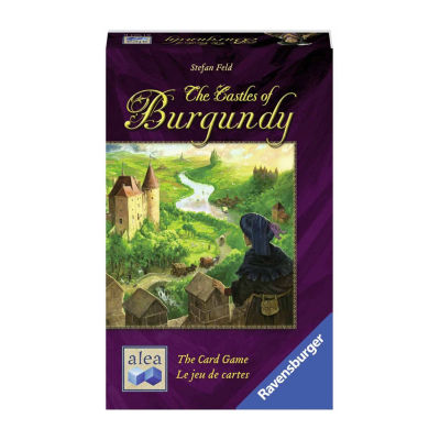 Ravensburger The Castles of Burgundy - The Card Game