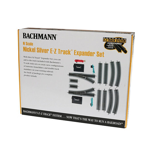 Bachmann Trains E Z Track Expander Pack N Scale