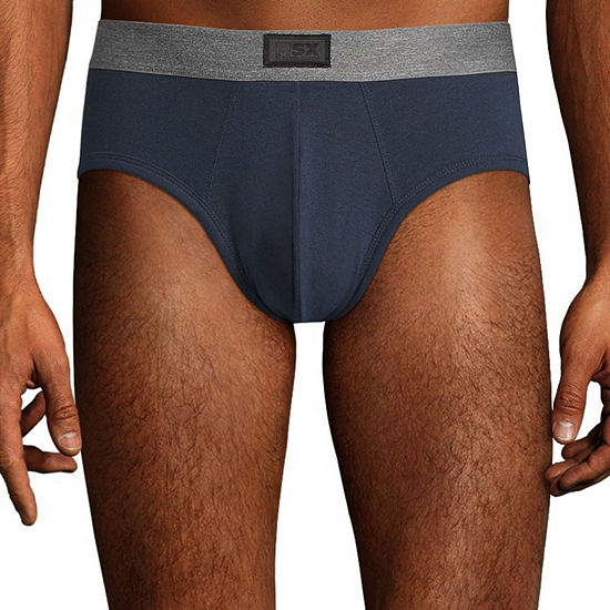 MSX by Michael Strahan 2-pk. Cotton Stretch Briefs