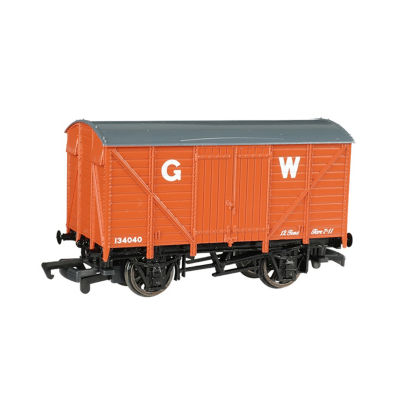 Bachmann Trains Ventilated Van - Great Western - Ho Scale