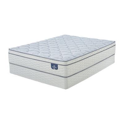 Serta® Sertapedic® Walbrook Euro Top - Mattress + Box Spring