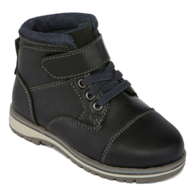 Okie Dokie Little Kid/Big Kid Boys Lil Cruise Lace Up Boots