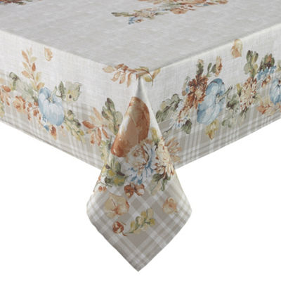 JCPenney Home Harvest Border Tablecloth