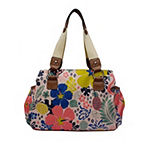 Lily Bloom Triple Section Landon Satchel