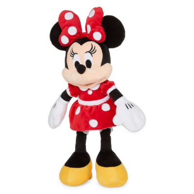 "Disney Collection Red Minnie Mouse Medium 17"" Plush"
