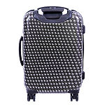 Ful Metal Chain 20 Inch Hardside Lightweight Luggage