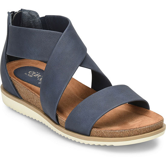 Eurosoft Landry Womens Wedge Sandals