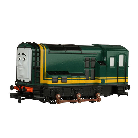 Bachmann Trains Paxton Locomotive With Moving Eyes- Ho Scale