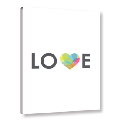 Love Gallery Wrapped Canvas