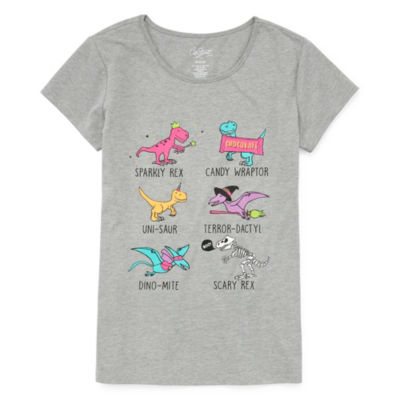 City Streets Halloween Tee - Girls' 4-16 & Plus