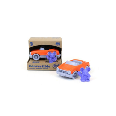 Green Toys Convertible Car W/ Character