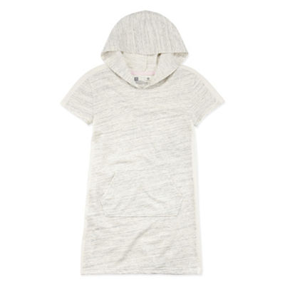 Xersion Hoodie Sweatshirt Dress Girl' 4-16 and Plus