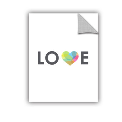 Love Removable Wall Decal