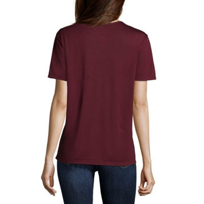 Criss Cross Tee - Juniors