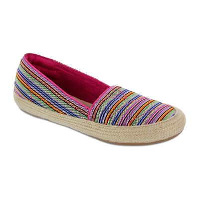 Mia Amore Franchesca Womens Slip-On Shoes Pull-on Closed Toe
