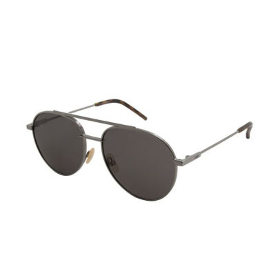 Fendi Sunglasses Ff0222/S / Frame: Gunmetal Lens:Grey Polarized