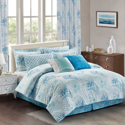 Sara B. Sundial Comforter Set