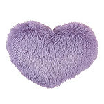 Frank and Lulu Heart Throw Pillow