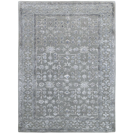 Amer Rugs Urban D Hand-Tufted Wool and Viscose Rug