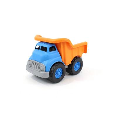 Green Toys Dump Truck - Blue & Orange