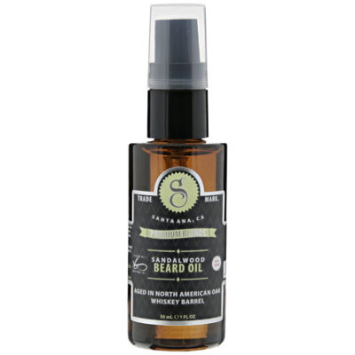 Suavecito Premium Blends Sandalwood Beard Oil
