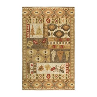 Rizzy Home Northwoods Collection Aekley Hand-Tufted Area Rugs