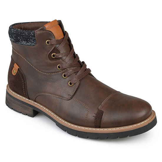 Vance Co Mens Manzo Lace Up Boots