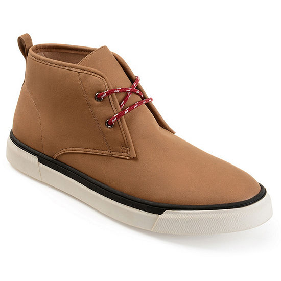 Vance Co Mens Clay Chukka Boots