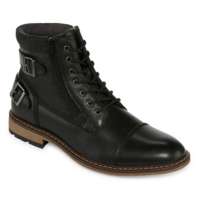 Arizona Mens Feldspar Chukka Flat Heel Lace-up Boots