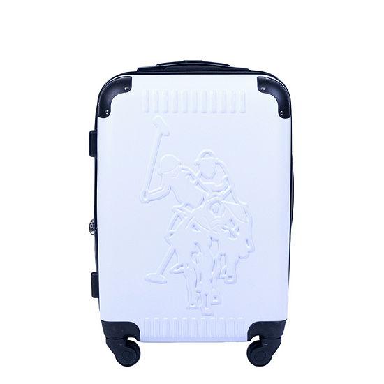 Us Polo Assn. 21 Inch Hardside Lightweight Luggage