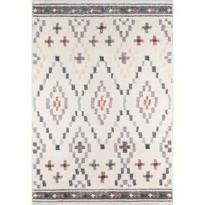 Momeni Lima 10 Shag Rectangular Indoor Accent Rug