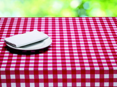 Design Imports Restaurant Quality Tablecloth