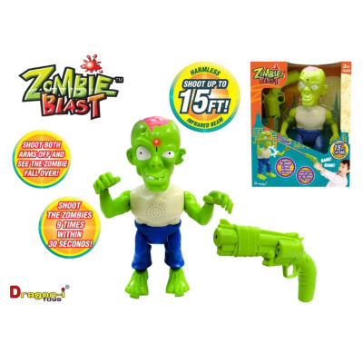 Dragon-I Zombie Blast Ir Shooting Game