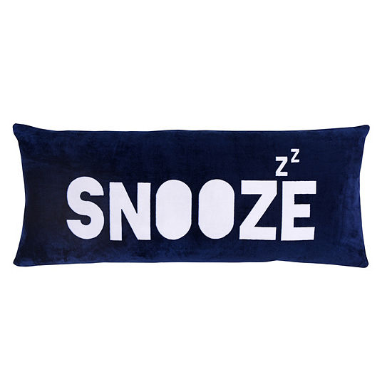 Frank And Lulu Snooze Body Pillow Jcpenney