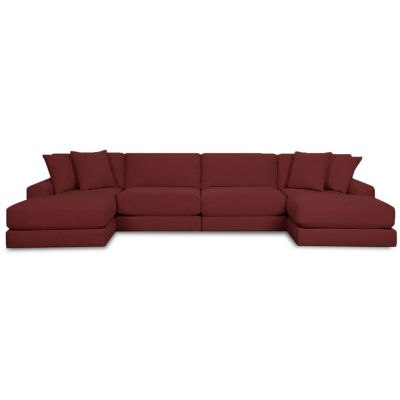 Fabric Possibilities Ponderosa 4-Pc Sectional