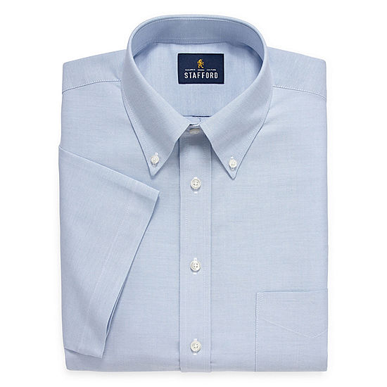 Reviews︸66+ Stafford® Performance Pinpoint Dress Shirt frye
