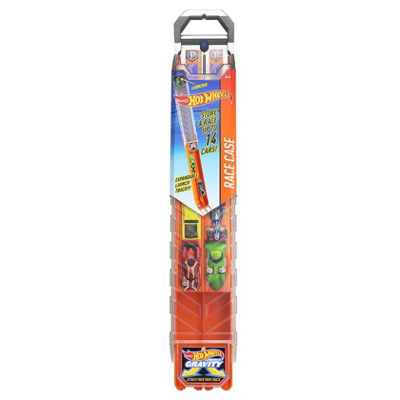 Hot Wheels Race Case - Expandable Launch Track W/Storage