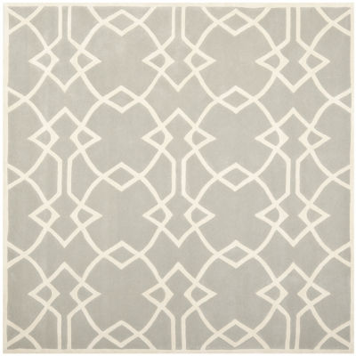 Safavieh Capri Collection Cindra Geometric SquareArea Rug