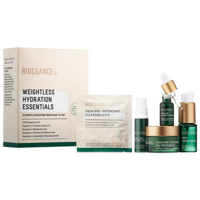 Biossance Weightless Hydration Essentials