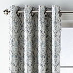JCPenney Home Blaine Blackout Grommet-Top Single Curtain Panel