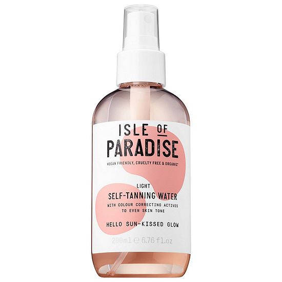 Isle of Paradise Self-Tanning Water