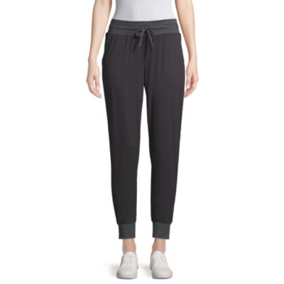 St. John's Bay Active Knit Track Pant - Tall